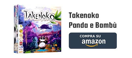 Acquista Takenoko su Amazon