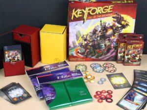 Bustine protettive Keyforge