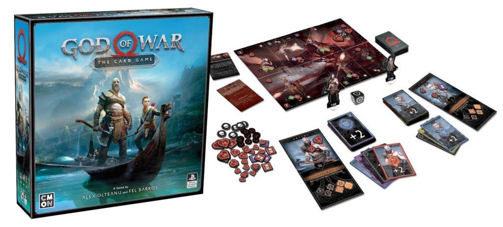 God of War: il gioco di carte