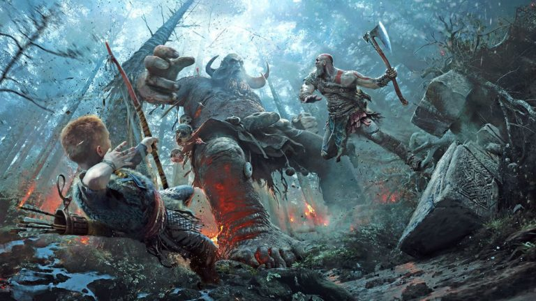 God of War: il gioco di carte