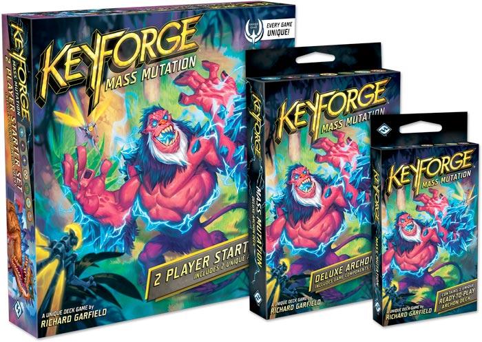 KeyForge Mass Mutation