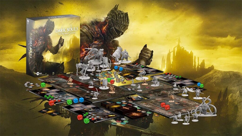 Dark Soul gioco da tavolo
