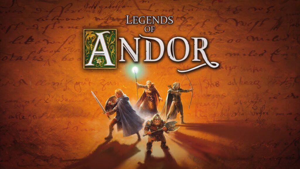 Le Leggende di Andor