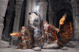 Il Signore degli Anelli: Viaggi nella Terra di Mezzo - Sentieri nell'Ombra