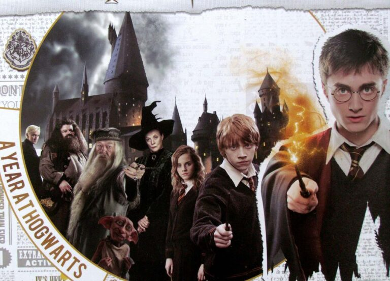 Harry Potter: Un Anno a Hogwarts