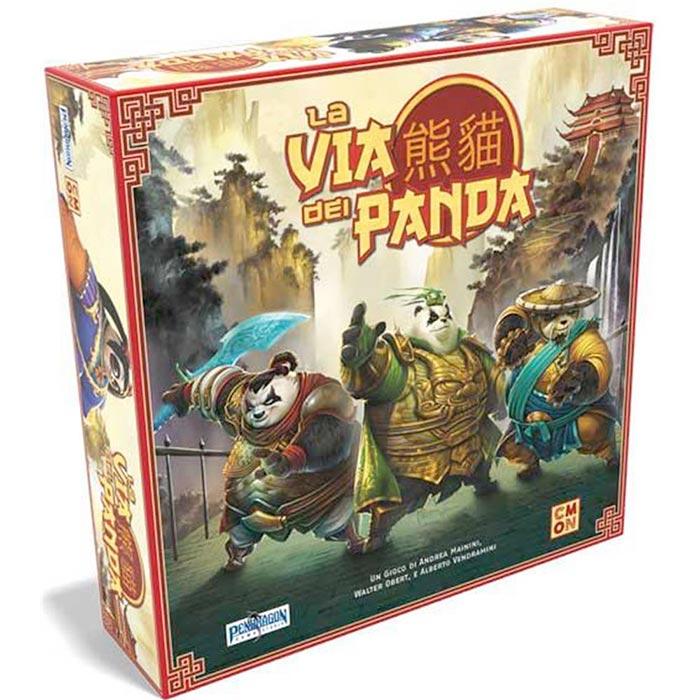 La Via dei Panda