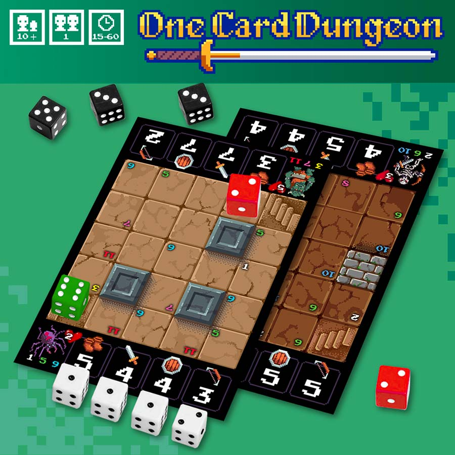 One Card Dungeon