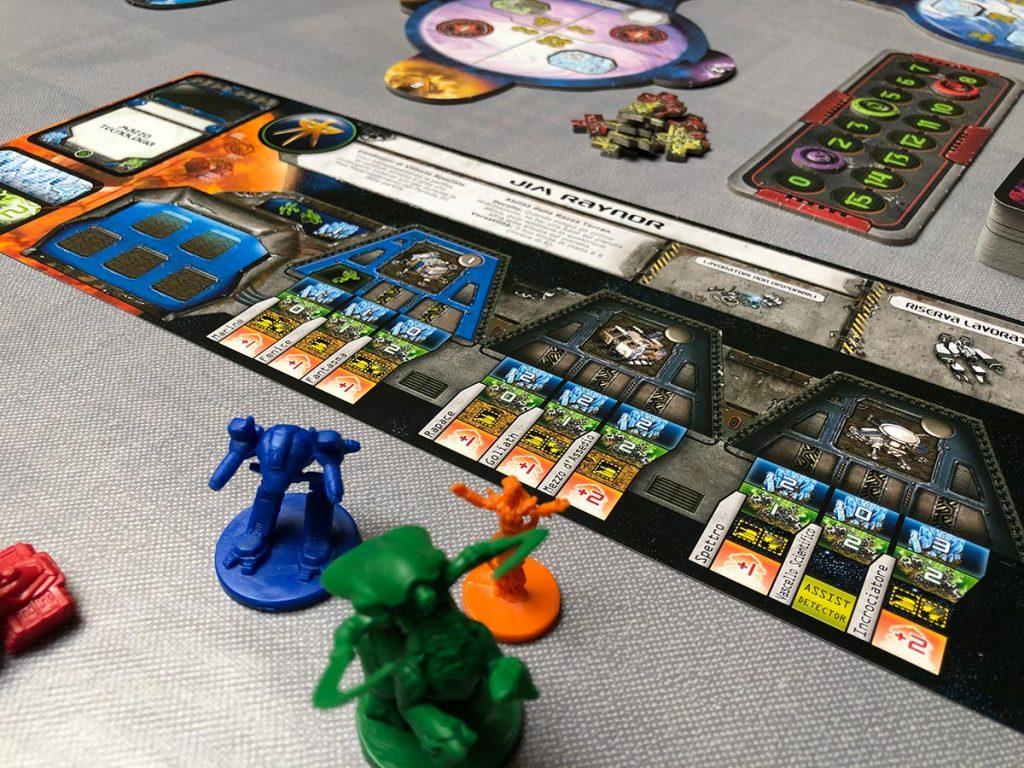 StarCraft il gioco da tavolo