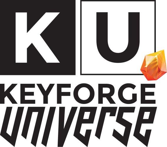 Keyforge Universe