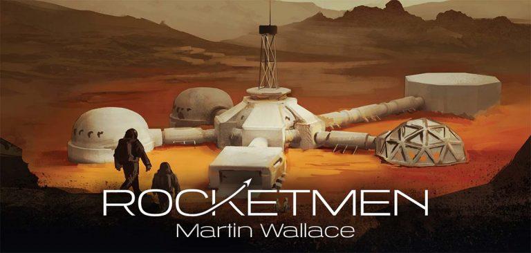 Rocketmen - Recensione gioco da tavolo