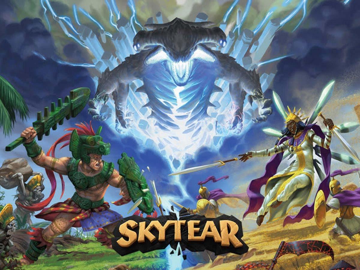 Skytear - La Recensione